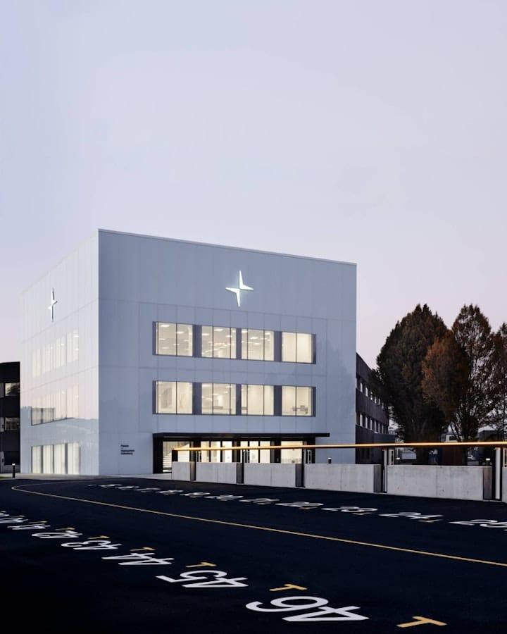 Polestar HQ in Gothenburg