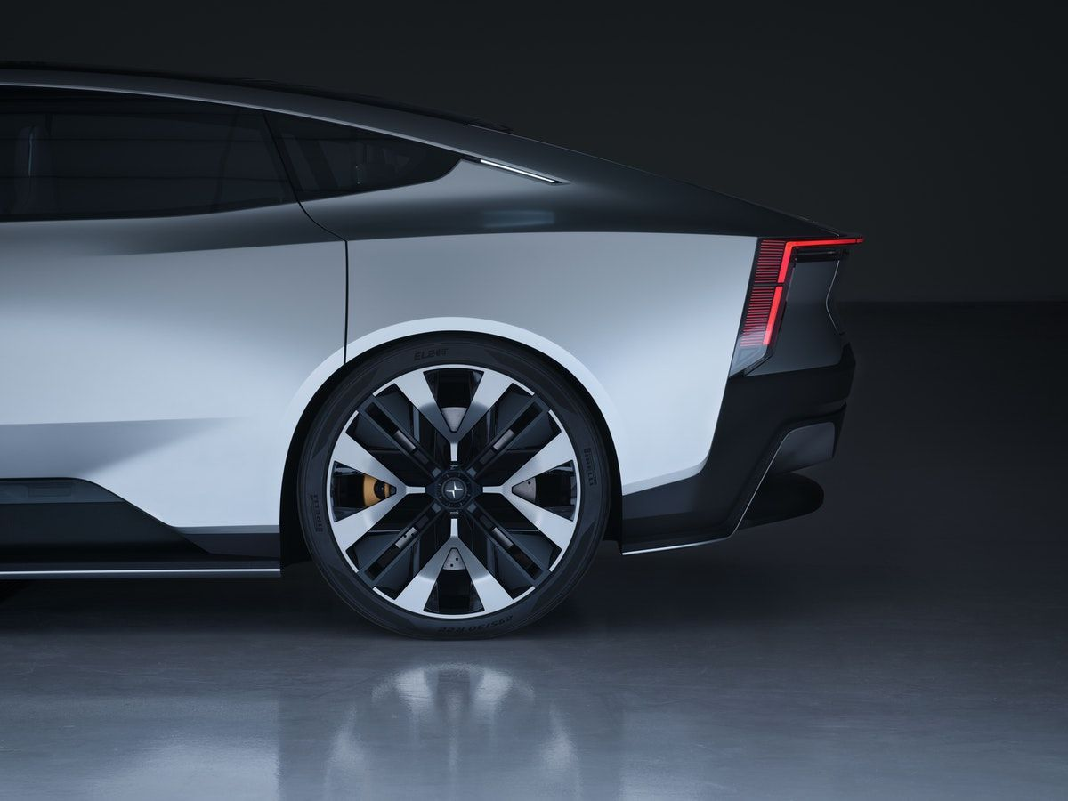 Precept is a car that was designed from the get-go with aerodynamics in mind.