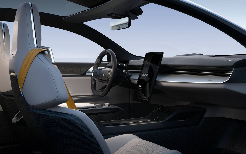 Precept features Android Automotive 2.0.