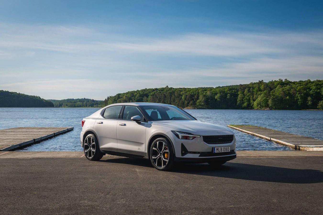 Polestar 2 is Luxury German Car of the Year (GCOTY)