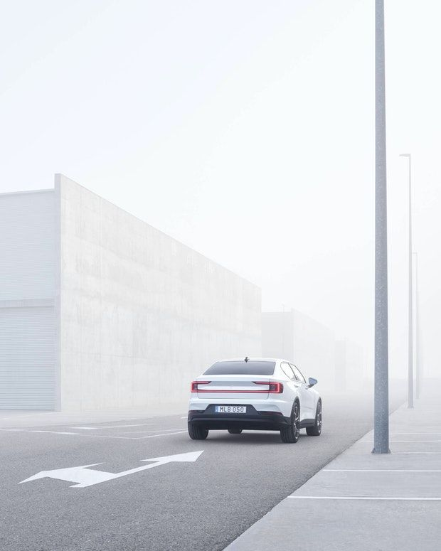 What the Polestar 2 brings you as a company car