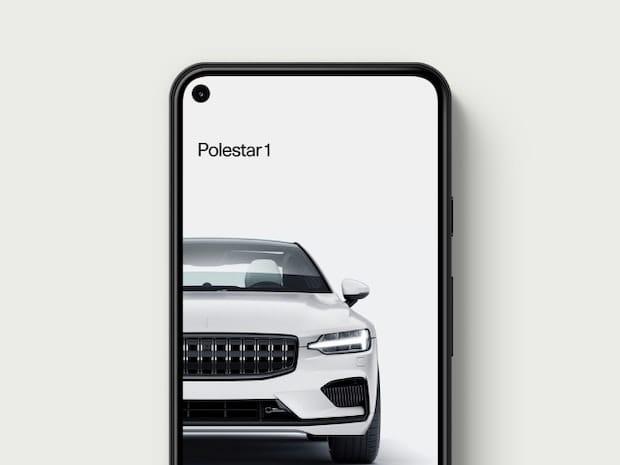 Polestar 1 - Connect