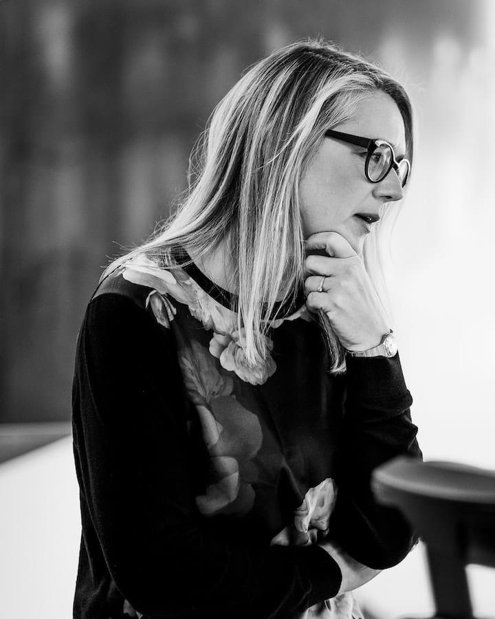 Monika Franke, hoofd van hr bij Polestar