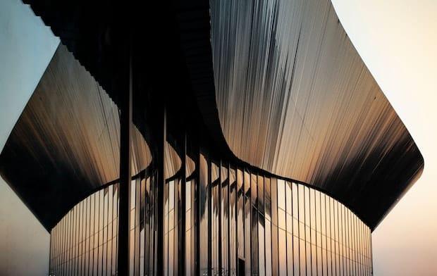 Polestar Chengdu, l'une des installations les plus respectueuses de l'environnement en Chine.