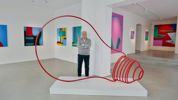 Theodor Dalenson, art advisor