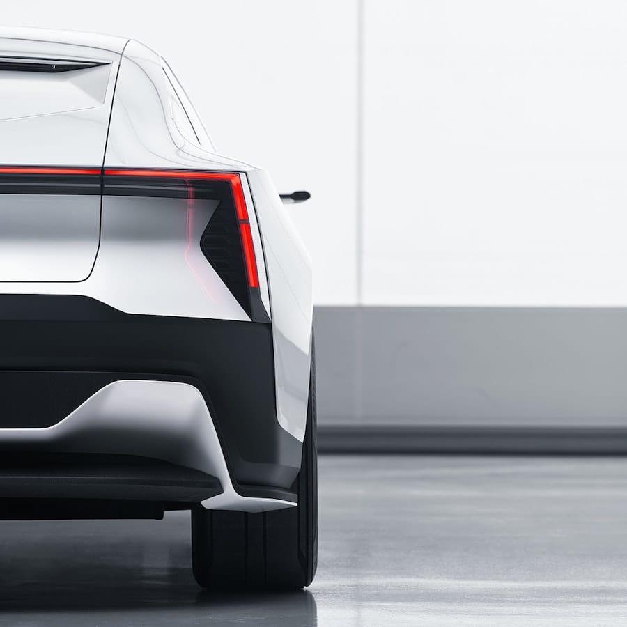 La Polestar Precept illustre notre vision d'avenir en termes de durabilité, de technologie numérique et de design.