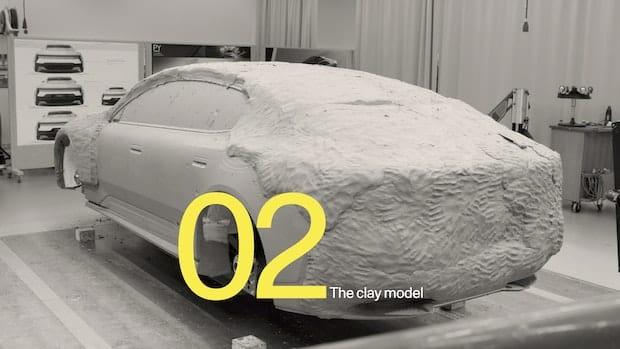 Extrait du deuxième épisode de la série «Polestar Precept: From Concept to Car»
