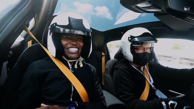 Retour à notre festival fétiche, le Goodwood Festival of Speed.
