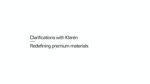 Fredrika Klarén, Polestar Head of Sustainability, redéfinit les matériaux haut de gamme.
