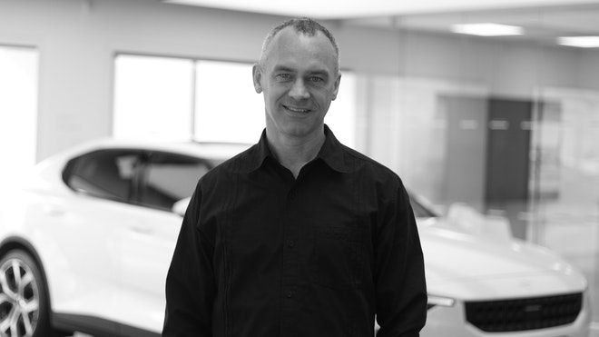 Christian Appelt is Head of Service Design bij Polestar.