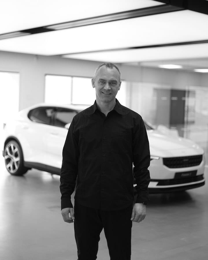 Christian Appelt, Head of Service Design chez Polestar.