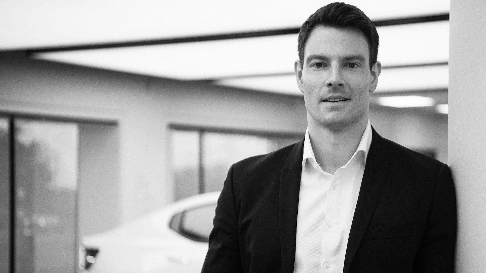 Star of 2021: Alexander Lutz Managing Director of Polestar Germany