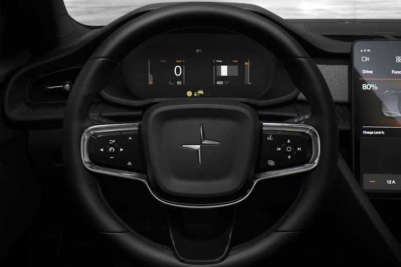 Tesla Model S Interior >> Polestar reveals new Polestar 2 | Polestar