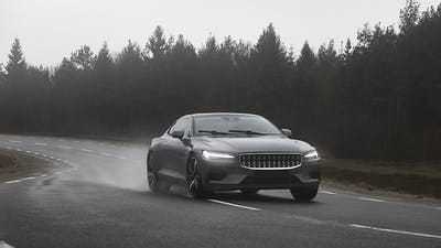 Polestar 1 test programme evaluates driver experience