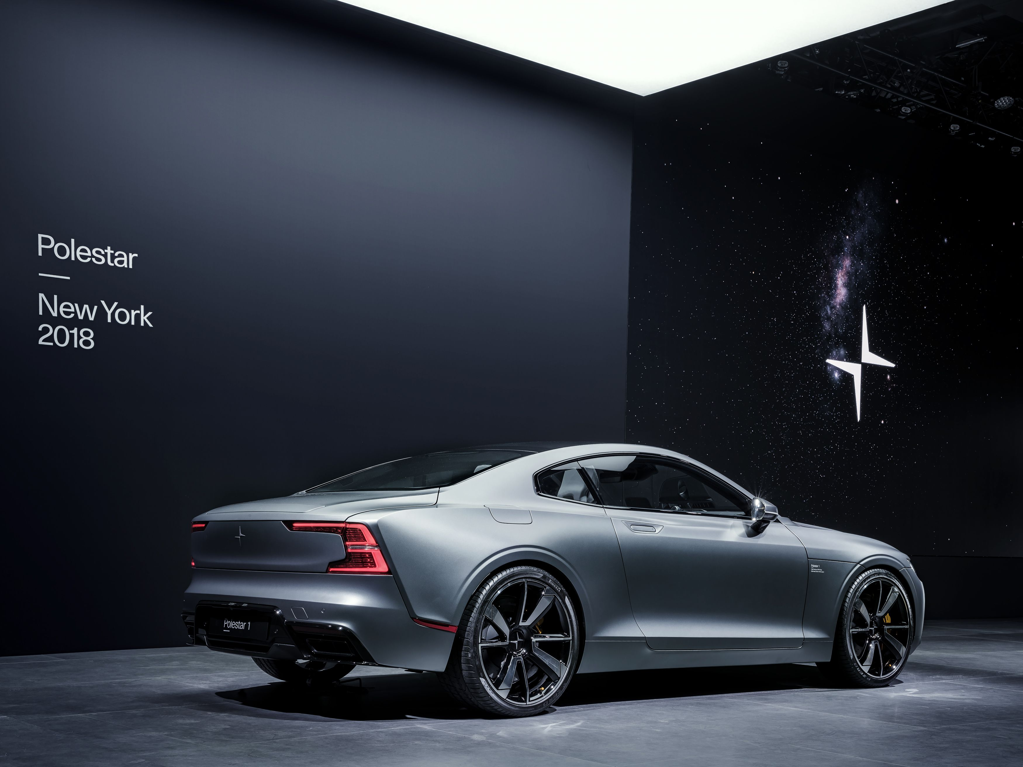 New Car Release >> Polestar The New Electric Performance Brand And A New Approach To